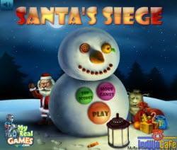Santa's Siege