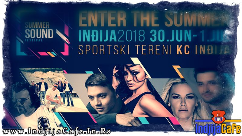 Summer Sound Festival Indjija