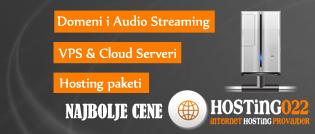 Hosting022 Internet Hosting Provajder Indjija