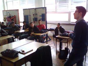 Aktivno učenje u Tehničkoj školi