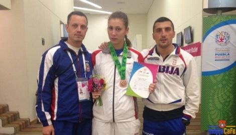 Ana Bajic osvojila bronzu!