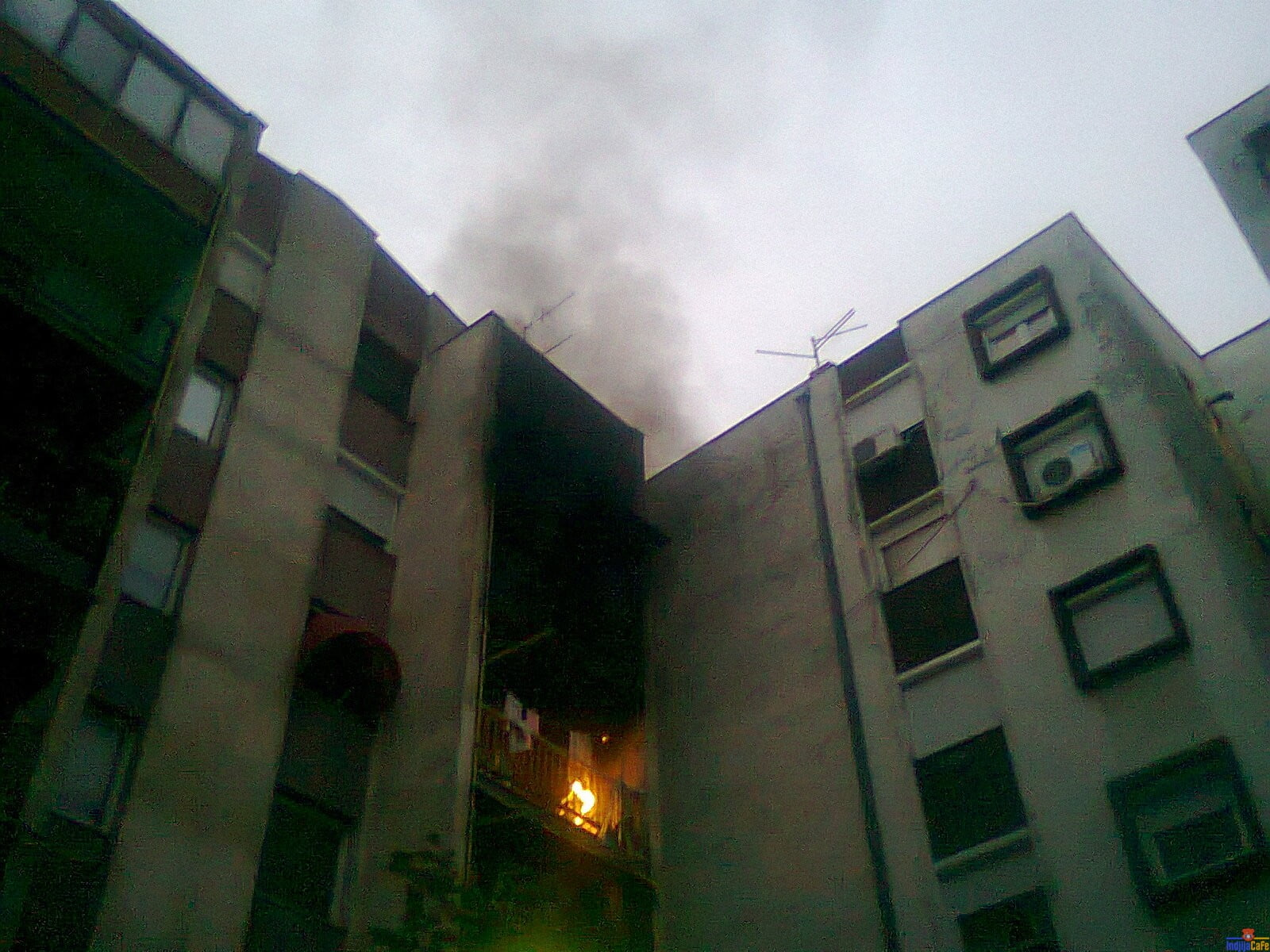 Eksplozija u Bloku 63
