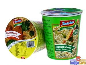 Indonezanske supe i spagete iz Indjije