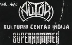 Heavy Metal koncert - Urbani MAJ