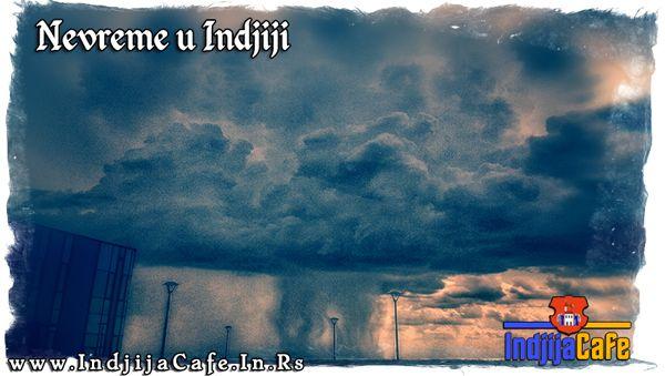 Nevreme u Indjiji 17.09.2017