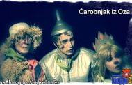 Carobnjak iz Oza decija predstava
