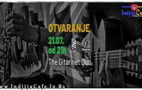Pub Sprat Indjija OTVARANJE - Svirka grupe Gitarinet