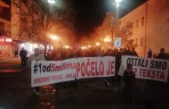 Bojkot Inđijske opozicije protestnoj šetnji #1 od 5 miliona